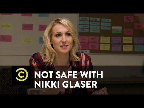 Not Safe with Nikki Glaser - Nikki's Friends Take a Polygraph Test - Uncensored - YouTube