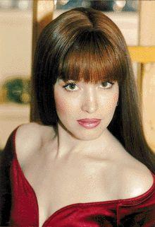 Anna Samohina, Russian actress