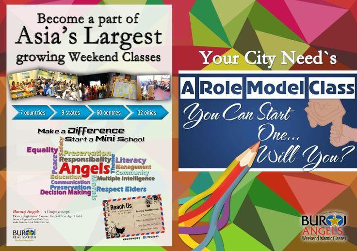 Burooj Angels - Asia's Largest Week Islamic Classes