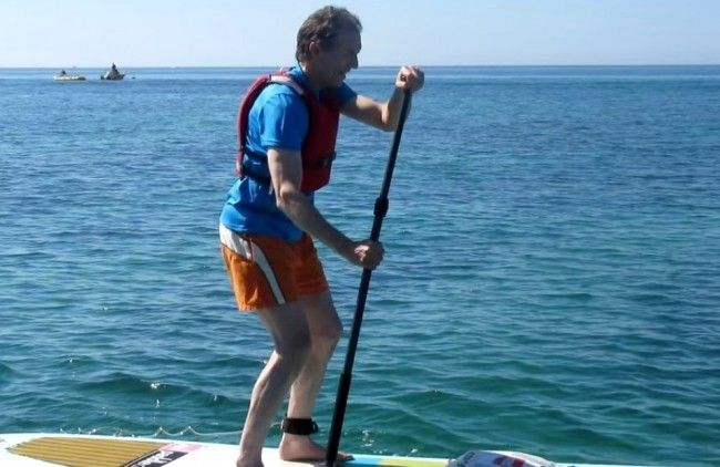 Paddle Surf SUP, Faro, Algarve - Go Discover Portugal travel