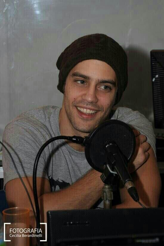 En una radio