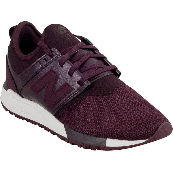 New Balance 247 Classic Women's Athletic Sneaker ($80) ❤ liked on ...