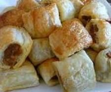 Recipe Tasty Sausage Rolls by PrincessSteph - Recipe of category Starters