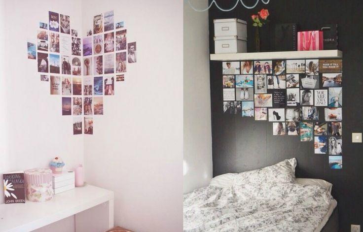 1000 ideas about decorar paredes con fotos on pinterest - Ideas para decorar paredes con fotos ...