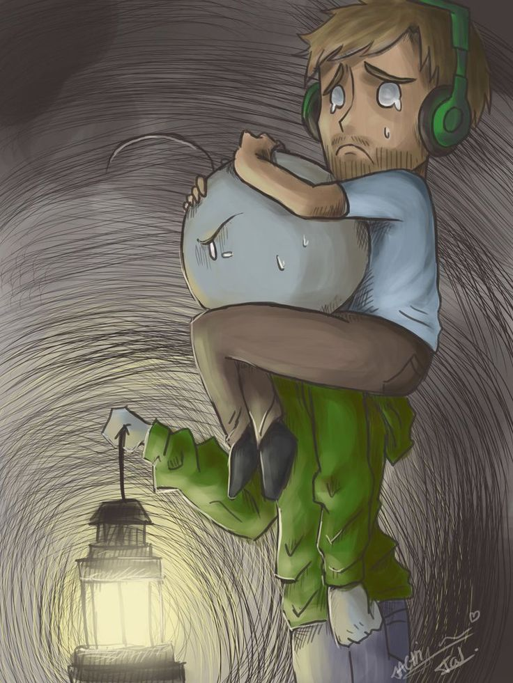Where is Stephano ?! - Pewdiepie Cry by ~Nami-chwann on deviantART