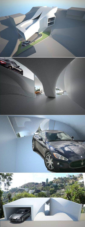 concept garage