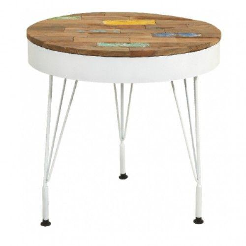tafel sloophout rond - Google zoeken