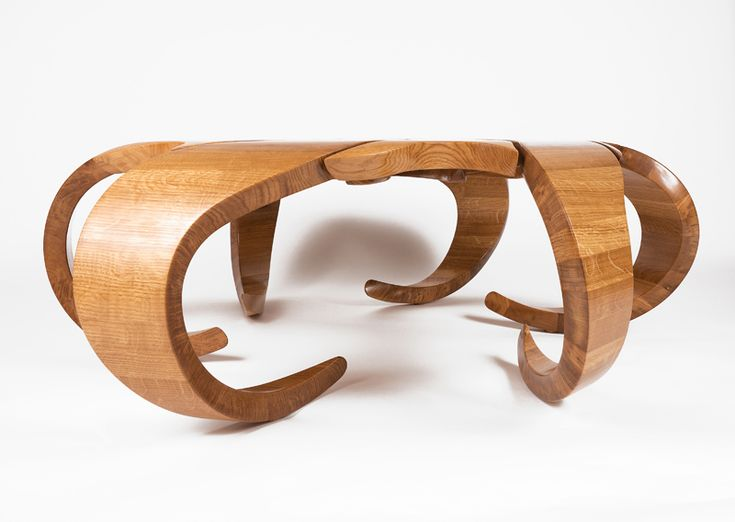 The Sunna Unique Coffee Table by Keith Coghill