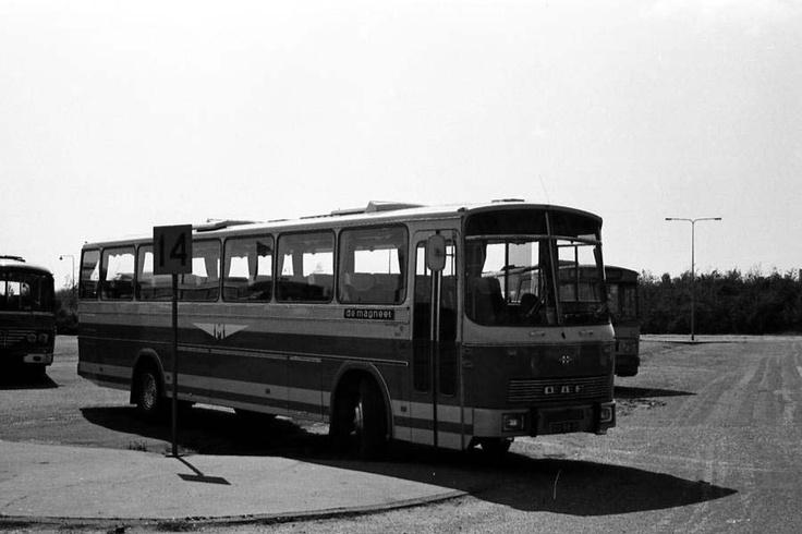 Bus de Magneet