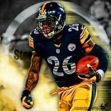 RB LeVeon Bell Of The Pittsburgh Steelers Go SteelersPittsburgh PlayersLevon BellWallpaper IdeasNflNfl Football
