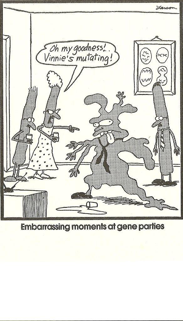 evolution cartoon far side - Google Search