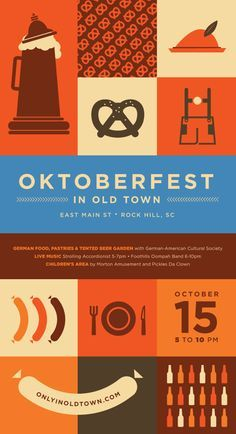 Oktoberfest on Pinterest | Beer Festival, Oktoberfest Invitation ...