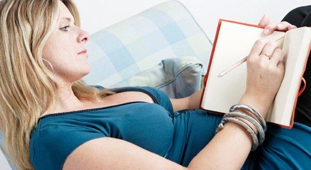 Haz tu diario de embarazo
