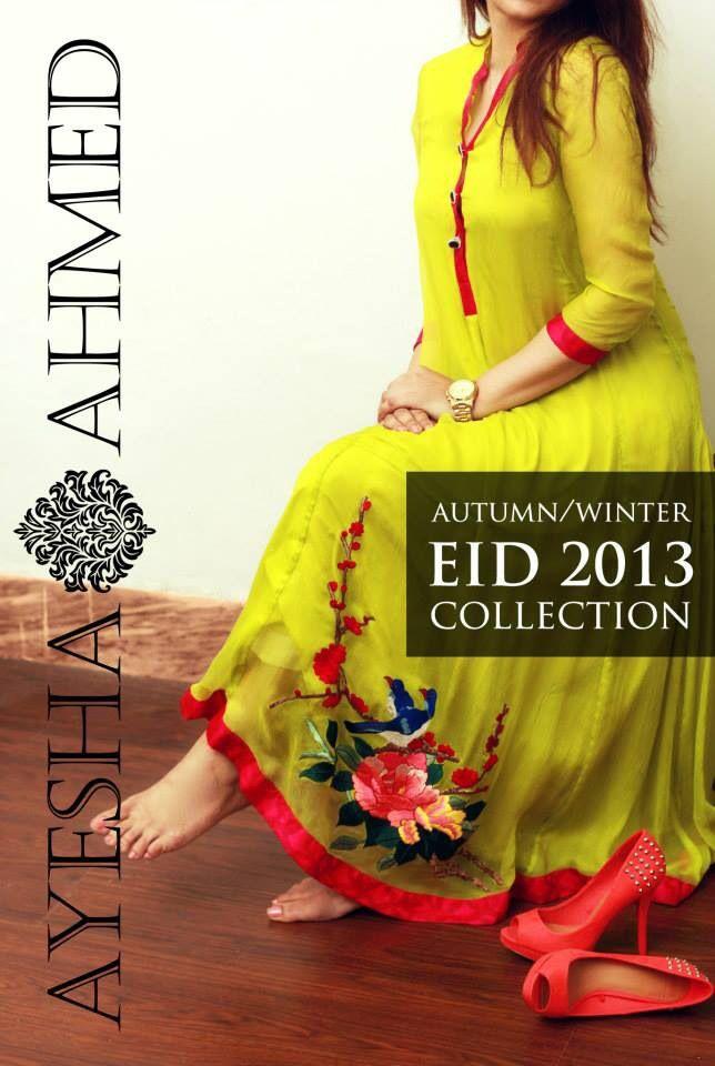 Ayesha ahmed