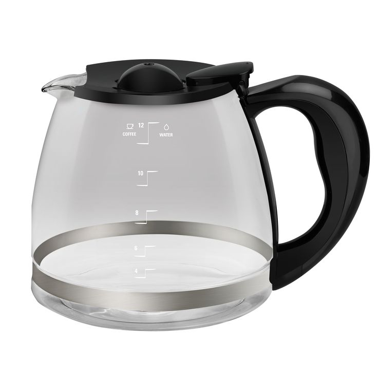Coffee Machine Replacement Carafe for Black and Decker Coffe Makers. Replace your coffee pot rather than throwing it away! Shop all Black and Decker Appliances now!