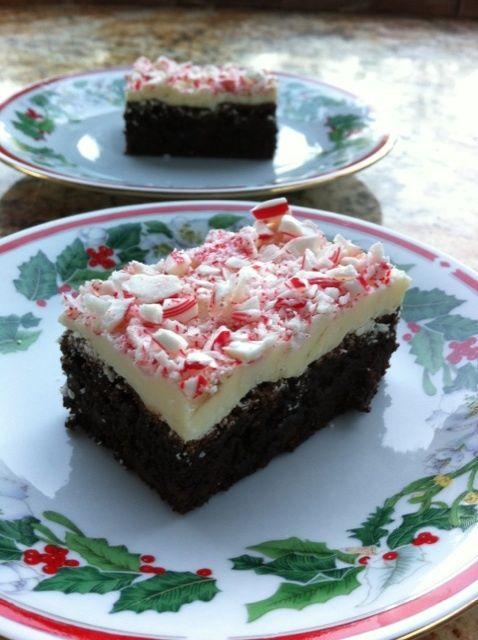... Christmas Food White Chocolate Candy Cane ... | Christmas Food-Sweet