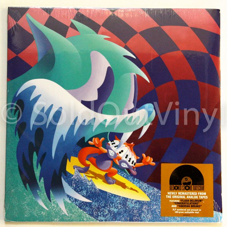 MGMT - Congratulations Vinyl LP record store day — SoldOutVinyl