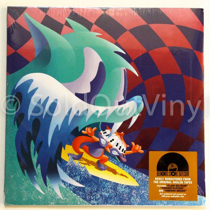 MGMT - Congratulations Vinyl LP record store day — SoldOutVinyl