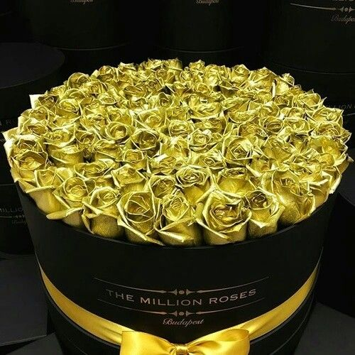 Roses Gold Pretty