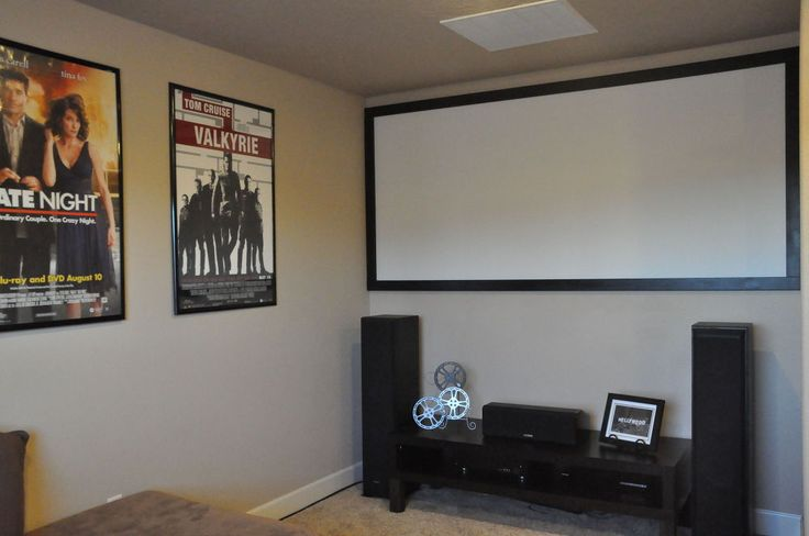 For years - I'd say more than five - we've talked about buying a projector and last year we FINALLY took the plunge and bought a beauty. One that fits our needs…
