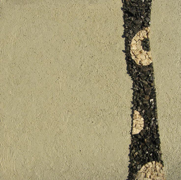 stones blacks - mosaico stones blacks - mosaic