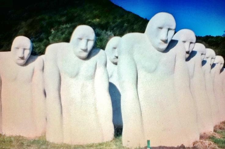 Slave memorial - Martinique