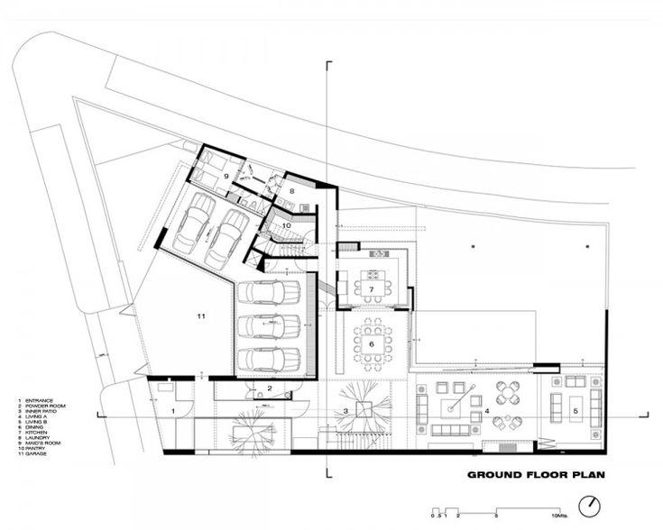 Modern Architecture House Floor Plans 126 best plan images on pinterest | floor plans, architecture and