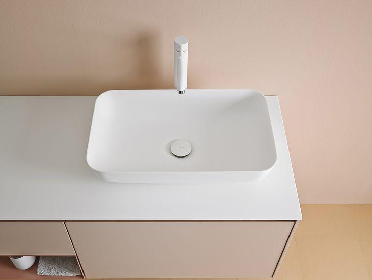 Ovalo, Cerclo & Quadro #washbasins by Inbani. #bathroom