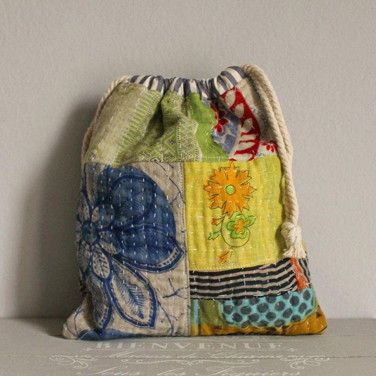 hand stitched Roxy Creations