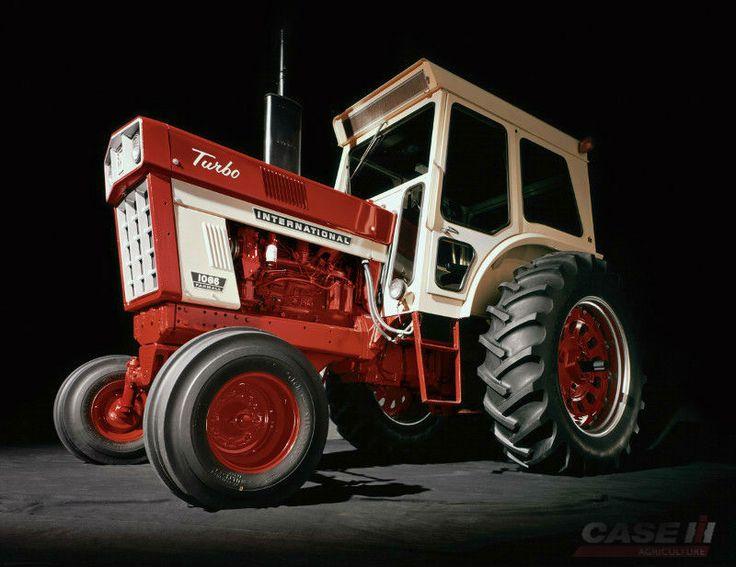 Case ih tractors suck
