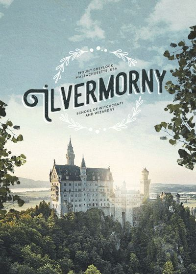 Harry Potter - Ilvermorny gid