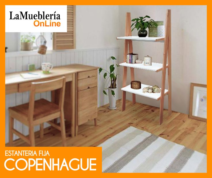 29 best estanterias linea nordica la muebleria online for Mueblerias on line