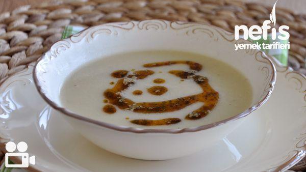 Çeşmi Nigar Çorbası Nasıl Yapılır?