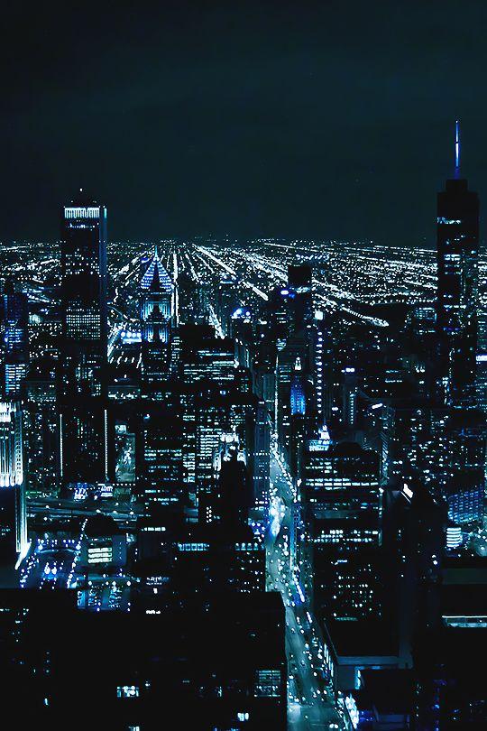 """""""Chicago as Gotham Photographer """" Фотографии города"""