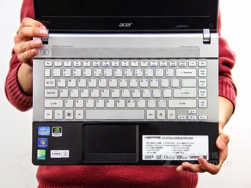 Laptop ACER Aspire V3-471G-52454G75Ma Lumayan Buat Gaming - Laptopbaru.com