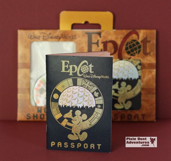 Although you must purchase the Epcot Passport shown in this photo ($9.95) it is not necessary. You can still collect activities & autographs without it.