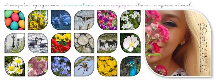 Hoping your Easter is eggs-tra special! :-)  May this Easter holiday fill your home with peace, joy, love and plenty of colourful Easter eggs. <3 Prajem Vám, nech tohoročné veľkonočné sviatky naplnia váš domov pokojom, radosťou, láskou a množstvom farebných kraslíc.  @TatianaSujet | www.colour.sk | www.fb.com/colour.sk