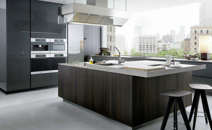 Cocinas Lujosas y Modernas | Gunni&trentino son especialistas en la creación de habitaciones muy modernas y funcionales | www.decorarunacasa.es