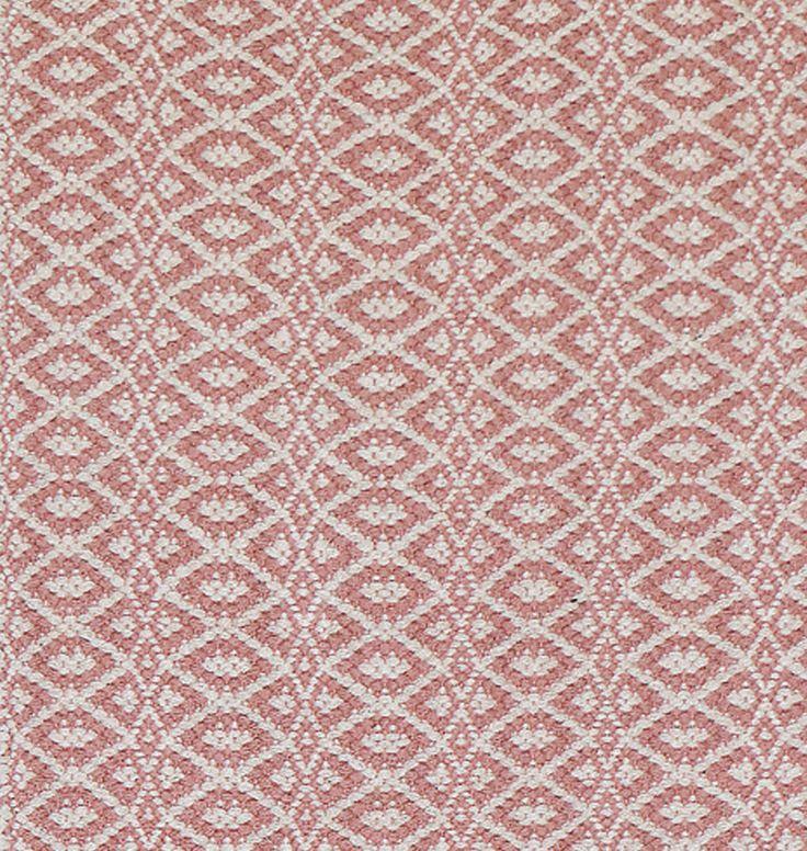 """Langer teppich  Der rosa Teppich """"Bergen"""" von liv interior bringt romantisches ..."""