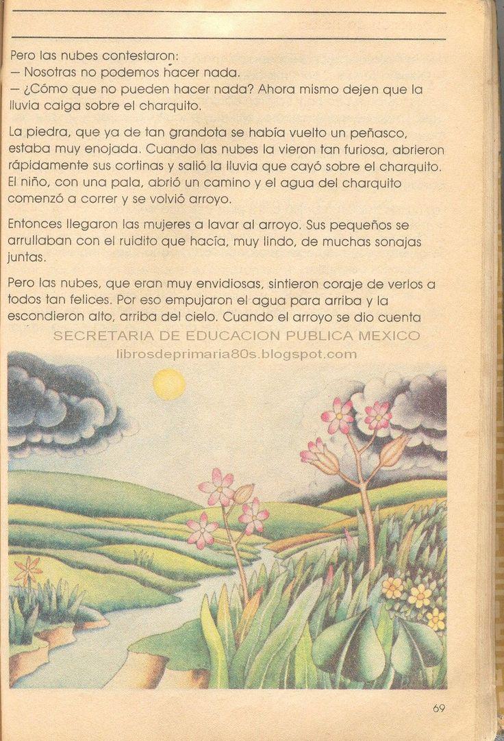Otra lectura un pocoextensa y también con untinte de historia prehispánica.