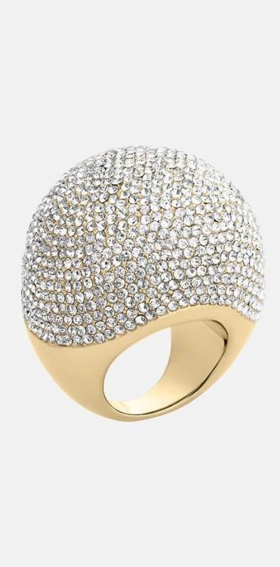 Stunning Bubble Ring.