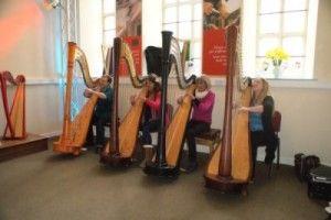 teifi harps in london