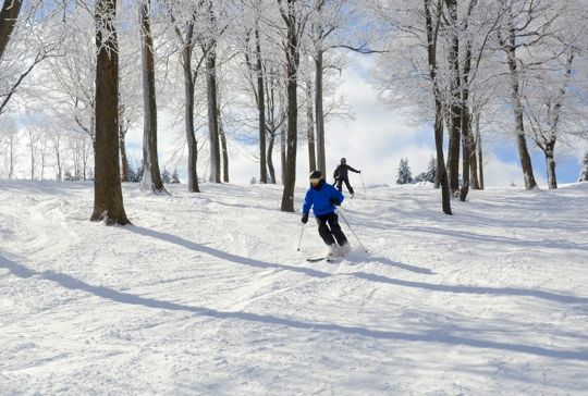 Family Friendly Ski Resorts in Pennsylvania