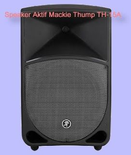Speaker Aktif Mackie Thump TH-15A Sound Lapangan