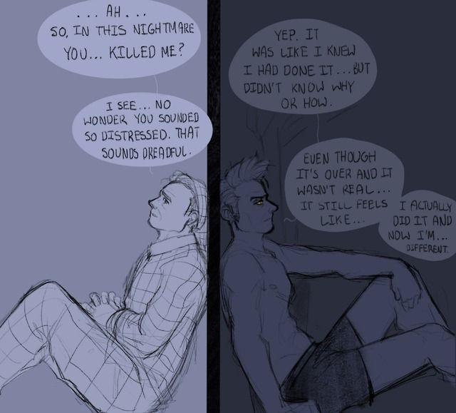 good omens ineffable husbands crowley aziraphale | Tumblr