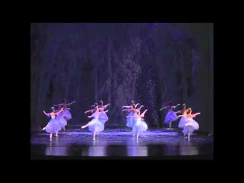 nutcracker at the touhill. My first ballet. Loved it!!