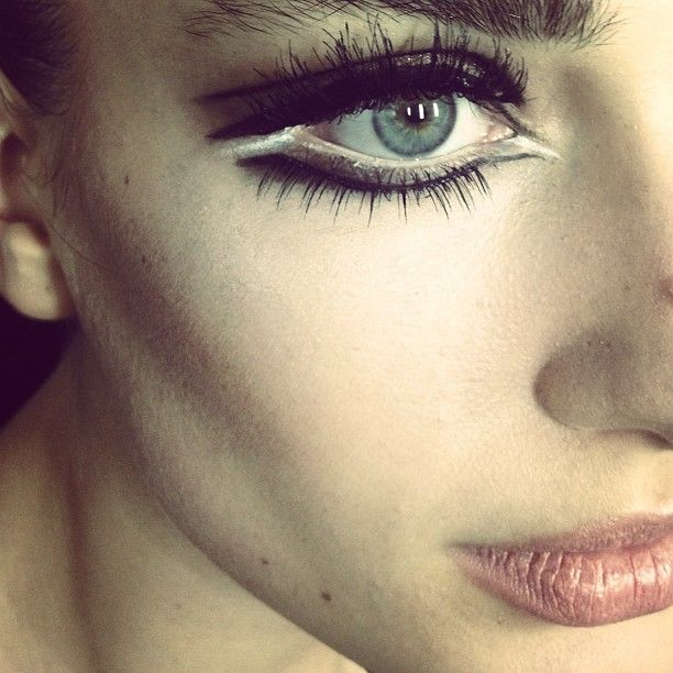 Lisa Eldridge 60s eye