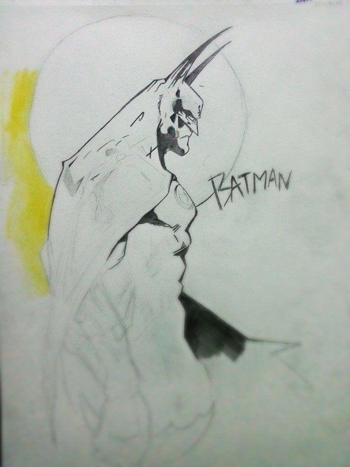 batman, jishnu k on ArtStation at https://www.artstation.com/artwork/oWYP4