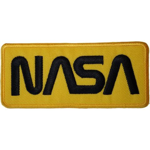 NASA Iron On Patch Sew On Badge for Astronaut Space Fancy Dress Costume Jacket