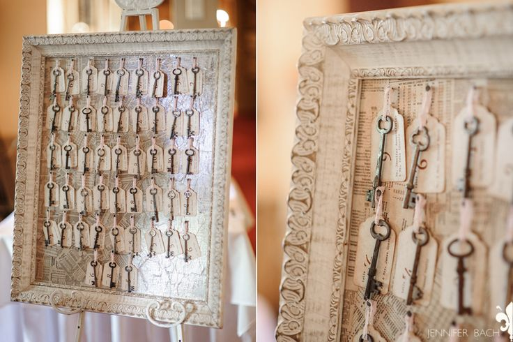 picture of guest seating chart with keys - Bing Images